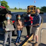 Northumberland High school making making a difference